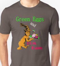 Green Eggs and Rum Ham Unisex T-Shirt