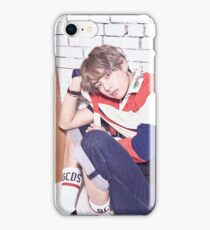 BTS kim taehyung iPhone Case/Skin