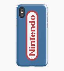 NINTENDO LOGO iPhone Case