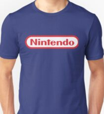 NINTENDO LOGO T-Shirt