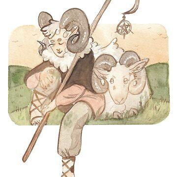 Ram Witch by locozozo