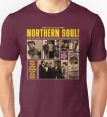 A Red Hot Fusion of Rythm and Blues, Popcorn and Northern Soul T-Shirt
