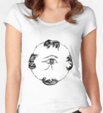Egypt Fetus Women's Fitted Scoop T-Shirt