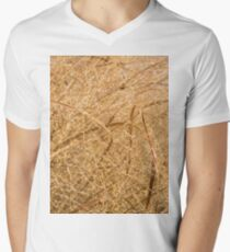 Natural Abstracts - Sophisticated Shapes and Patterns in the Golden Grass T-Shirt