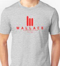 Blade Runner 2049 ウォレス法人 Wallace Corp.  Red T-Shirt