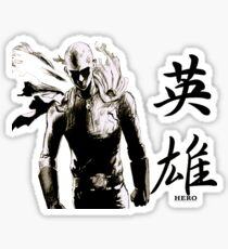 One punch man Sticker
