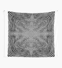 Optical Mandala LSD Wall Tapestry