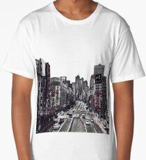 Tokyo street Long T-Shirt