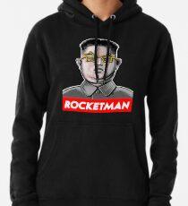 Raketenmann Kim Jong-Un Donald Trump RocketMan-T-Shirt Hoodie