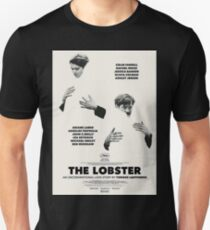 Das Hummer-Filmplakat Slim Fit T-Shirt