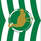 Wiltshire Flag Phone Cases by mpodger