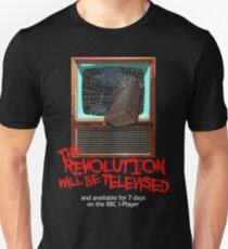 Revolution Will Be Televised T-Shirt