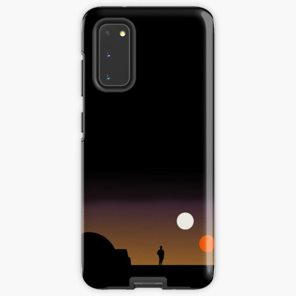 The Double Sunset... Samsung Galaxy Tough Case