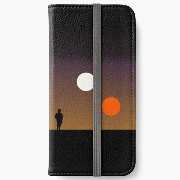 The Double Sunset... iPhone Wallet