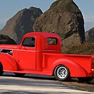 1941 Chevrolet Custom Pickup I by DaveKoontz