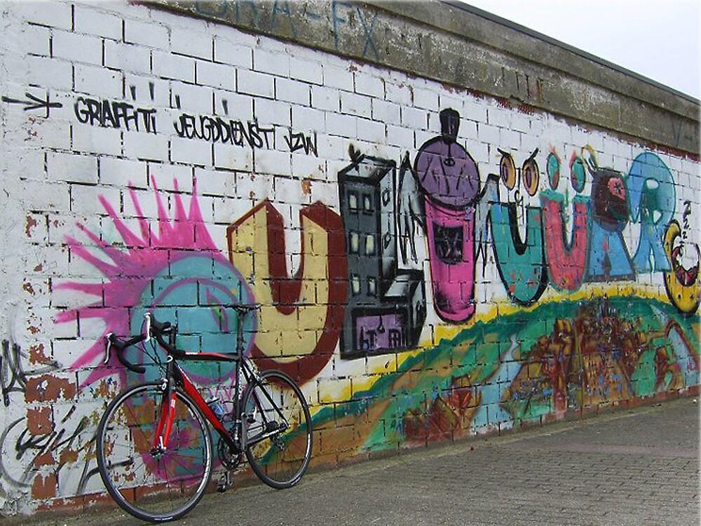 graffiti  by alaskaman53