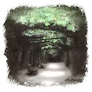 Tunnel of Trees by DutchBeastie