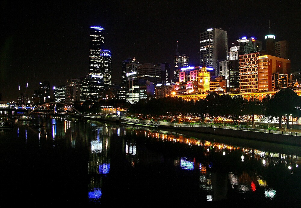 Melbourne by Dave Law
