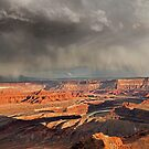 Storm over Dead Horse State Park by Martin Lawrence