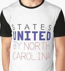 States United by North Carolina Graphic T-Shirt