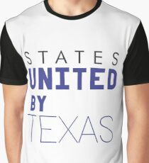 States United by Texas Graphic T-Shirt