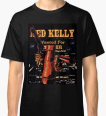 Ned Kelly - Ned's Angry Classic T-Shirt