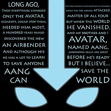 The Last Airbender  by firstashadow