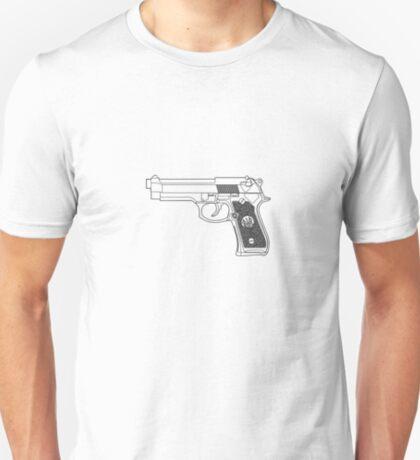 9mm Beretta T-Shirt