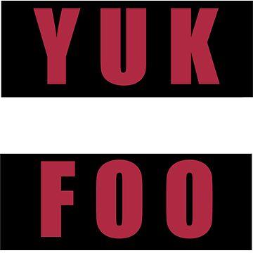 YUK FOO by SilverSeven