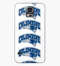Columbine High School Logo Case/Skin for Samsung Galaxy