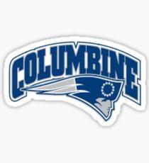 Columbine High School Logo Sticker