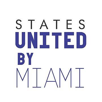 States United by Miami by alvarenga