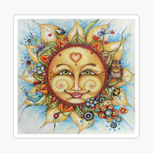 Zonneschijn / sunshine Sticker