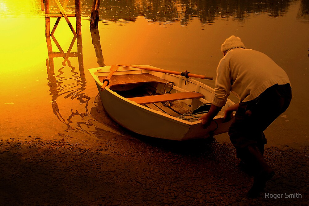 'Checking the Nets' by Roger Smith