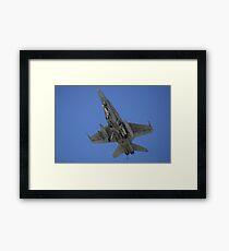 Australian Warbird Framed Print