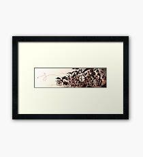The Black Parade Framed Print