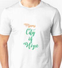 Miami City of Hope Unisex T-Shirt