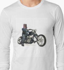 Ned Kelly - Legend Long Sleeve T-Shirt