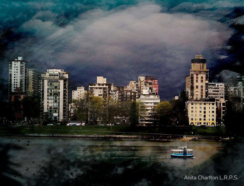 Vancouver City by Anita Charlton L.R.P.S.