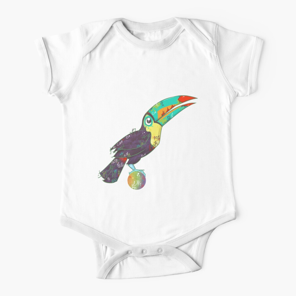 Toucan Can Do it! Baby One-Piece