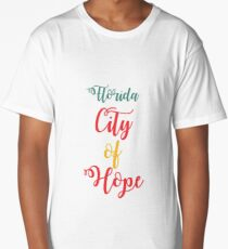 Florida City of Hope Long T-Shirt