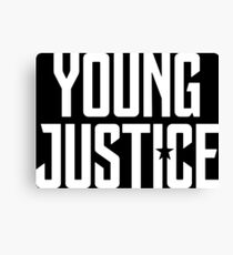 YOUNG JUSTICE Canvas Print