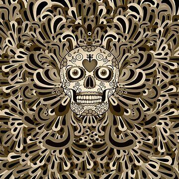Sugar Skull by FredzArt