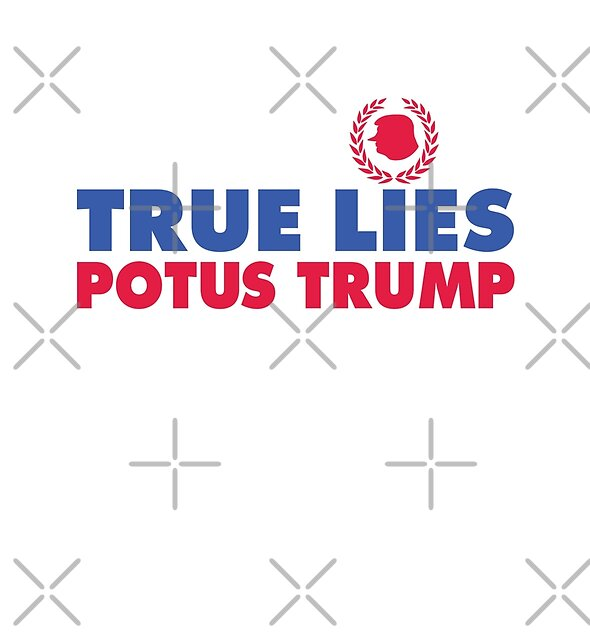 True Lies. POTUS TRUMP. by Alex Preiss