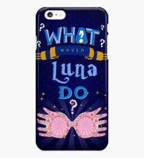 What would smart AND witty person do? iPhone 6s Plus Case