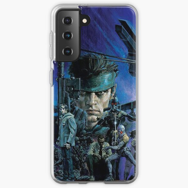 The Twin Snakes Samsung Galaxy Soft Case