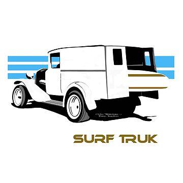 SURF TRUCK by MOTORVATESTUDIO