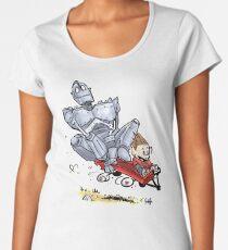 Iron Giant Women's Premium T-Shirt