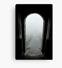 walk of faith Canvas Print