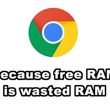Free RAM Is Wasted RAM by eldar